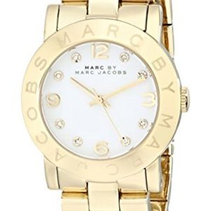 Marc Jacobs Gold Amy Watch